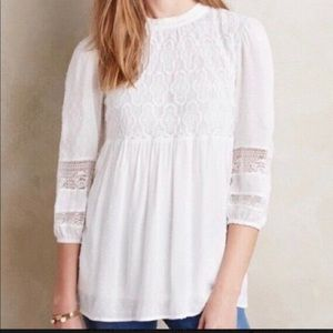 One September lace blouse